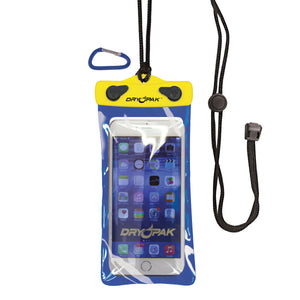 "Airhead-Cell Phone, GPS, MP3 Case (4"" x 7"")-Yellow"