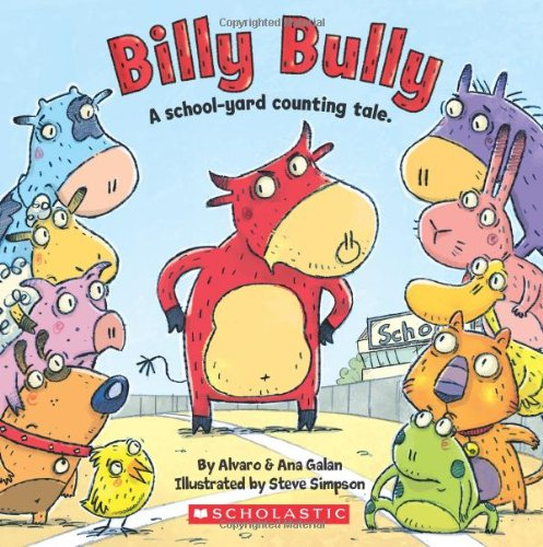 Billy Bully (Ages:4-8)