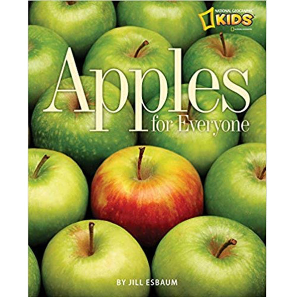 Apples for Everyone (Ages:4-8)