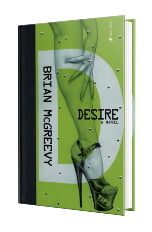 Desire (Limited Edition Hardcover—Only available on this site)
