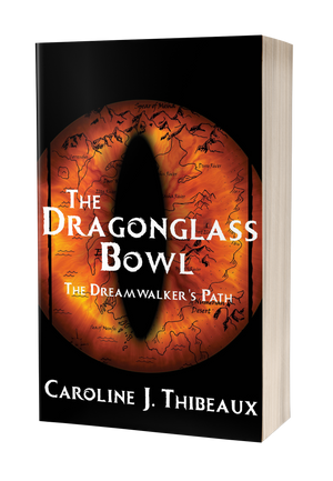 Dragonglass Bowl: The Dream Walker's Path