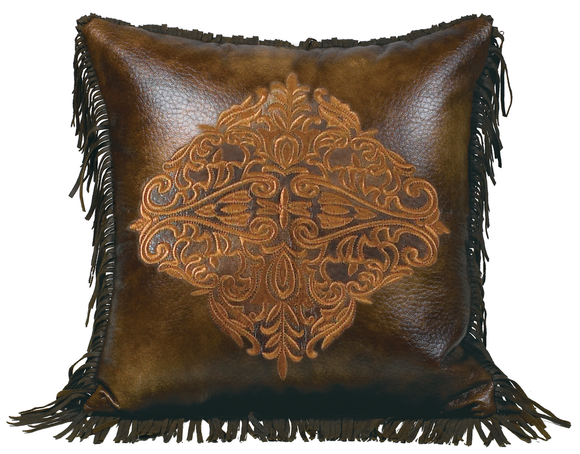 WS4068P2 - Austin Pillow - Western Bedding by HiEnd Accents