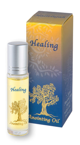 Anointing Oil - Healing
