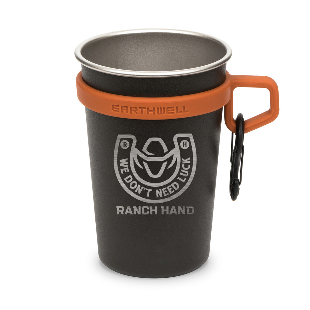 WDNL RANCH HAND EARTHWELL 16oz CAMPER CUP