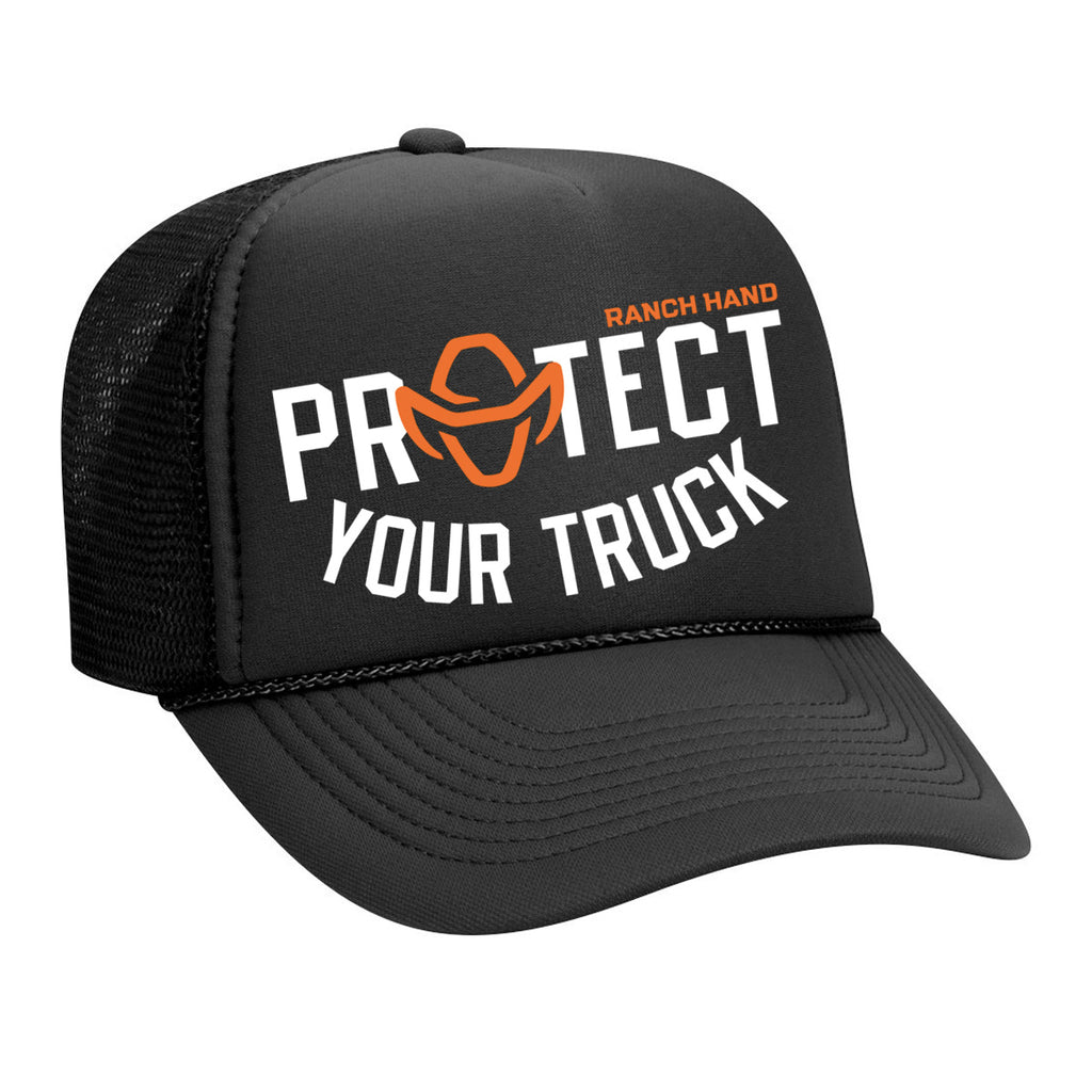 PROTECT YOUR TRUCK TRUCKER HAT