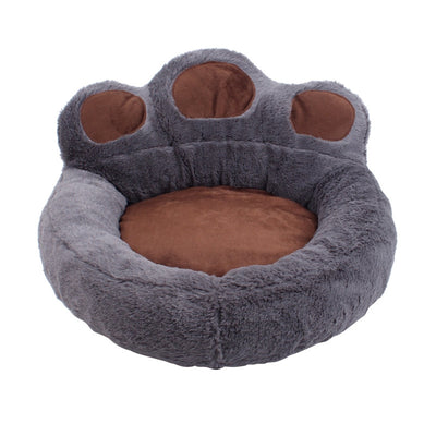 Soft Pet Bed Bear With Bear Paw Design - Pets.al