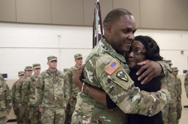 Iowa National Guard Appoints First African American Sergeant Major
