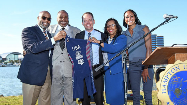 Hampton University Is The First HBCU To Add A Varsity Women's Triathlon Team