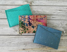 Load image into Gallery viewer, Quarter Wallet Sewing Pattern