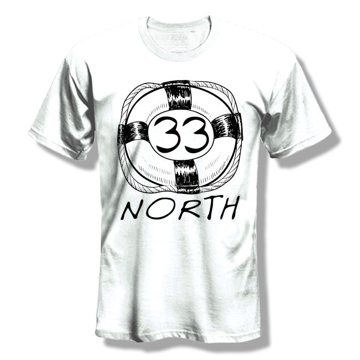 "33 North ""Lifesaver"" T-Shirt"