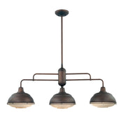 Millennium Lighting Neo-Industrial Island Light 5343 Series (Rubbed Bronze Finish)