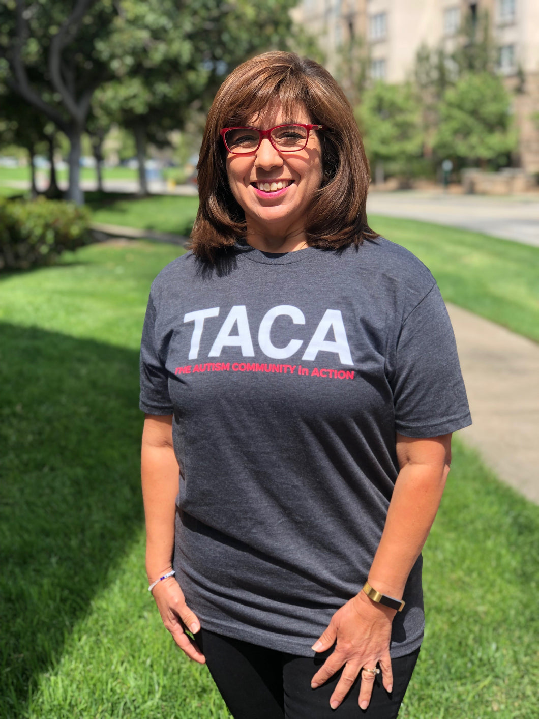 TACA- The Autism Community in Action T-Shirt