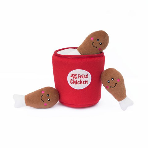 Zippy Burrow - Chicken Bucket