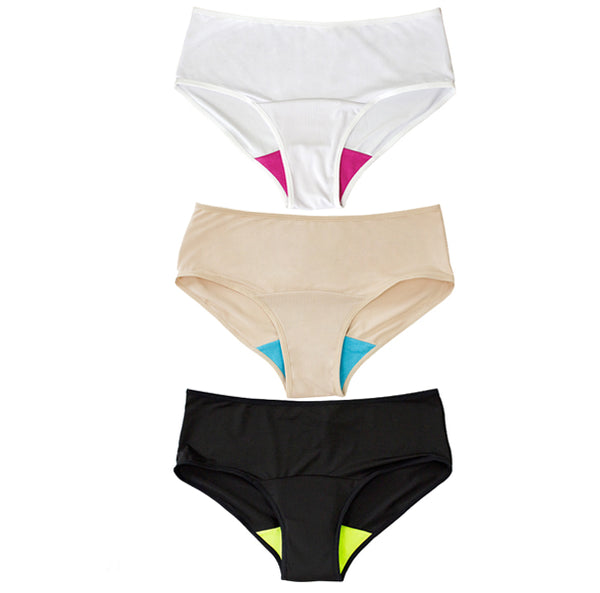 Freedom Set – Incontinence Panties [No Snaps] - FANNYPANTS® Incontinence panties/ briefs