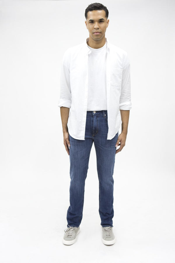 Slim Mens Straight Fit - Normandie