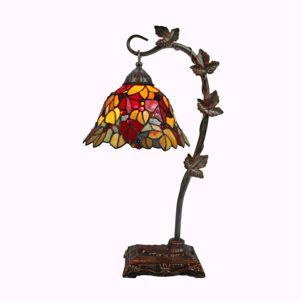 Autumn Delight Tiffany Lamp