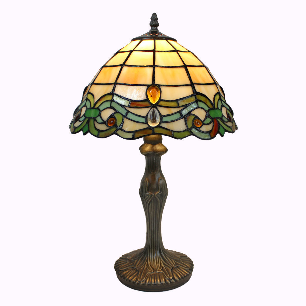 Celtic Jewels Tiffany Table Lamp