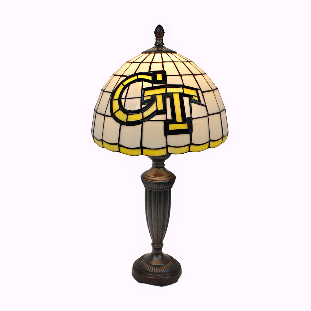 Georgia Tech Commemorative Tiffany Lamp