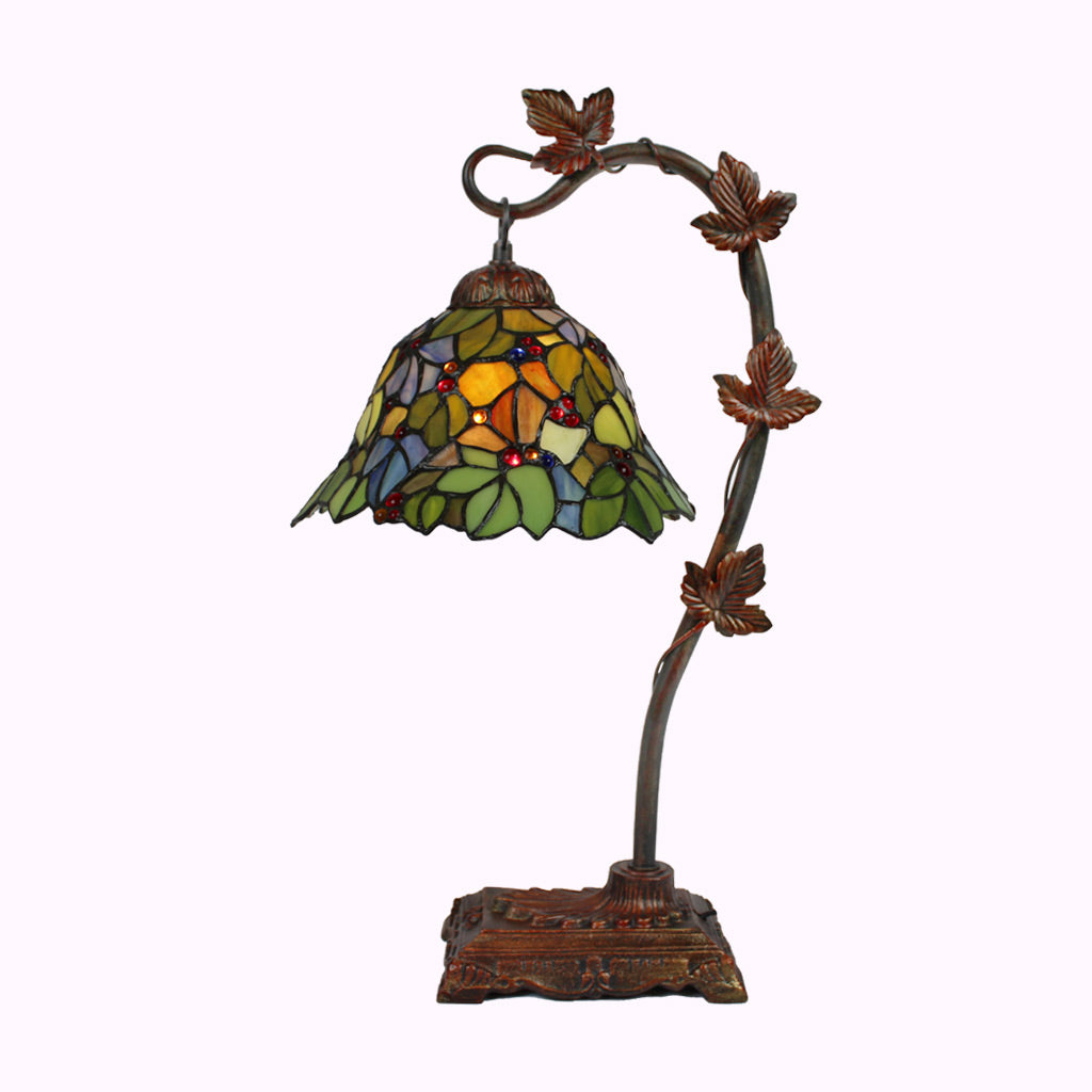 Spring Delight Tiffany Accent Lamp