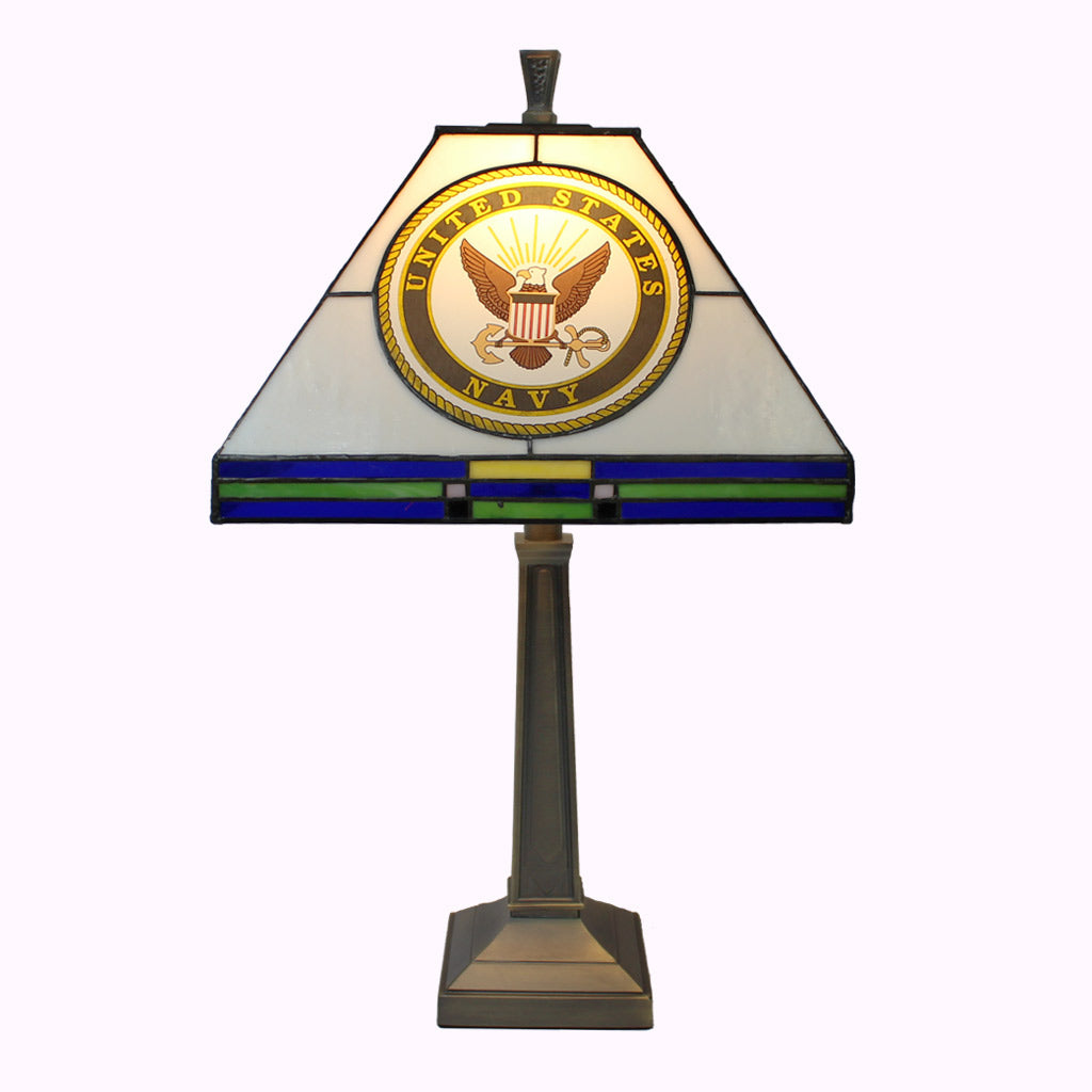 U.S. Navy Mission Table Lamp