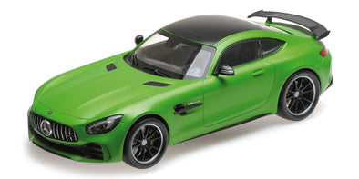 Minichamps 1/18 MERCEDES-AMG GT-R - 2017 - Green - 155036020