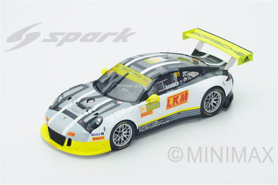 Spark 1/18 Porsche 911 GT3 R n.911 4th Macau GT World Cup 2016  #18SA007