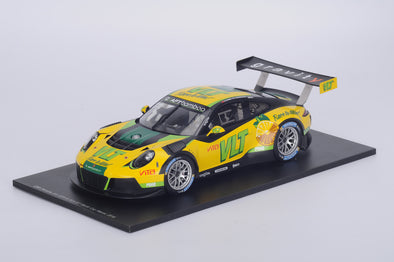 Spark 1/18 VLT Craft-Bamboo Racing Porsche 911 GT3 R model (2016 Limited Edition)