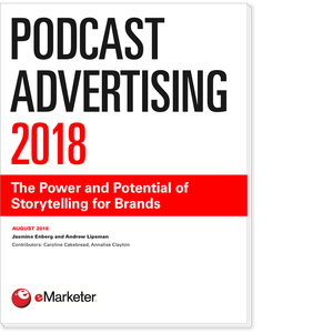 Podcast Advertising 2018: The Power and Potential of Storytelling for Brands