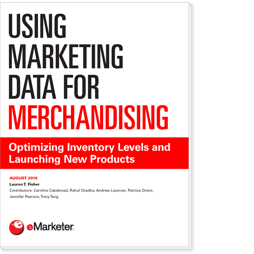 Using Marketing Data for Merchandising: Optimizing Inventory Levels and Launching New Products