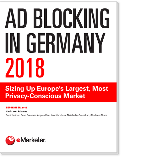 Ad Blocking in Germany 2018: Sizing Up Europe's Largest, Most Privacy-Conscious Market