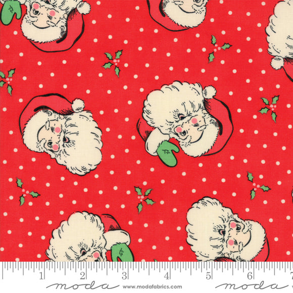 Swell Christmas Red Santa 31120-13 by Urban Chiks