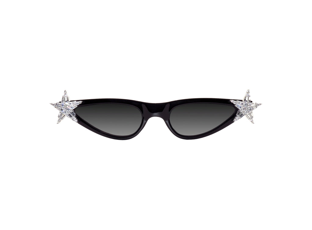 KENDALL Embellished Sunglasses