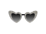 TYRA Embellished Sunglasses