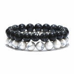 Natural Crystal Stone Bracelets