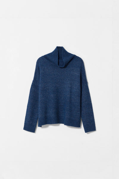 Meldal Roll Knit Sweater