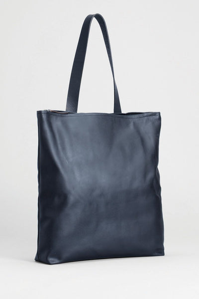 Fulby Large Leather Tote