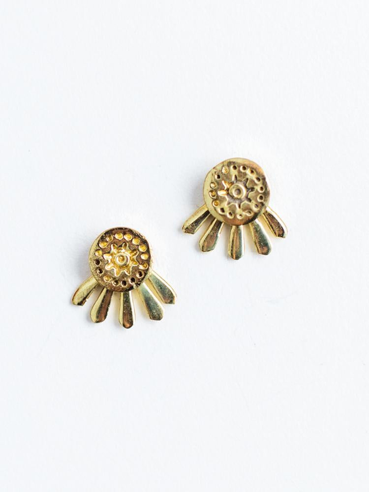 The Sunshine Studs by Mata Traders