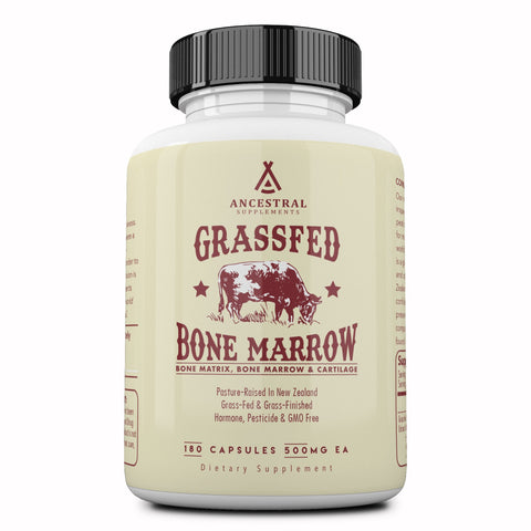 Grass Fed Bone Marrow