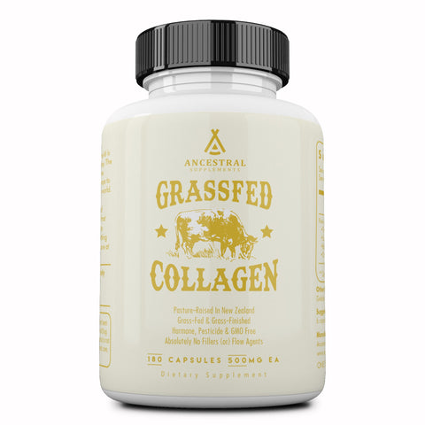 "Grass Fed ""Living"" Collagen"