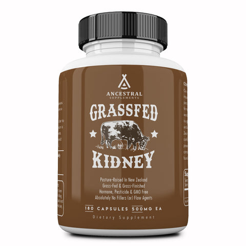 Grass Fed Kidney