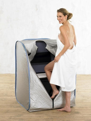 Relax Far Infrared Sauna (Canada, Alaska & Hawaii)