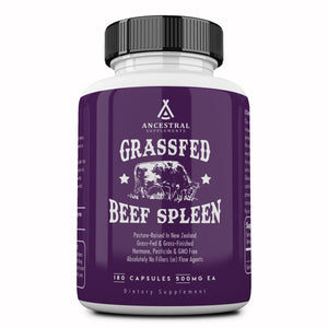 Grass Fed Beef Spleen