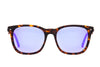 Matte Tortoise Purple Polarised Lens
