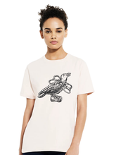 Load image into Gallery viewer, Stranded bird T-shirt
