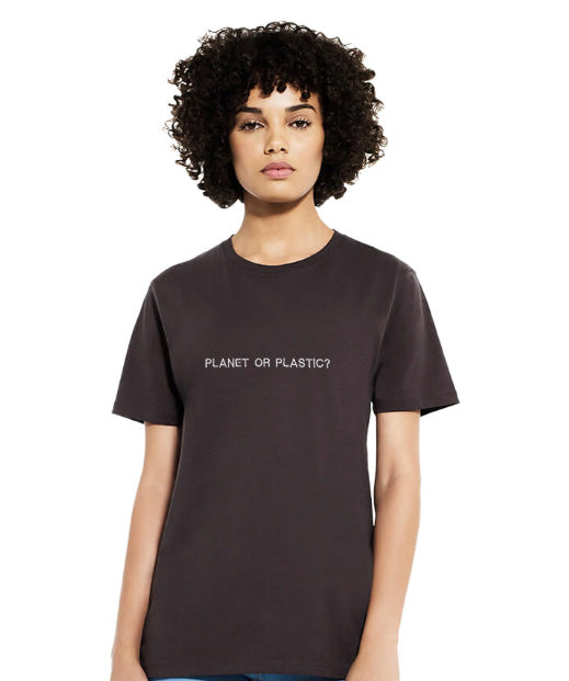 PLANET OR PLASTIC? Women's T-shirt