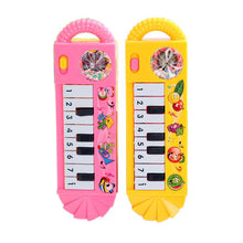 Baby Infant Toddler Developmental Toy Kids Musical Piano Early Educational Toys For Children Newborns Kids Toys Random Colors