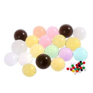 3000pcs Magic Plant Crystal Soil Crystal Mud Water Pearl Beads (Random Color)