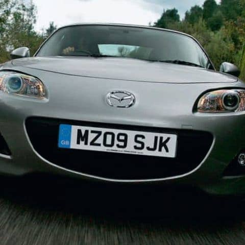 Mazda MX-5 – by BBR GTi