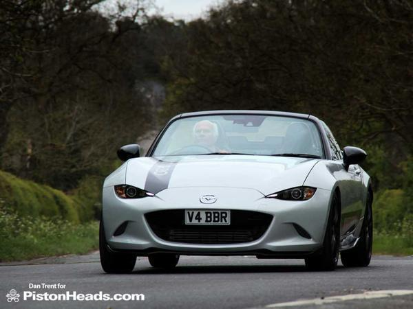 Mazda MX-5 BBR Stage 1 Turbo: Review