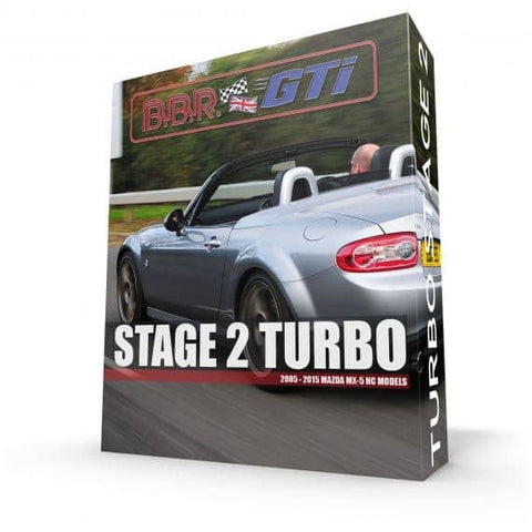BBR MX-5 NC Stage 2 Turbocharged Conversion